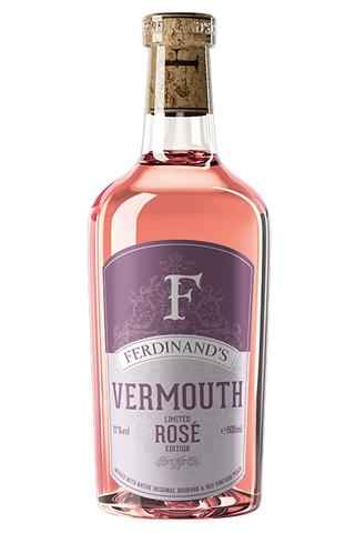 Produktabbildung von Ferdinand's Rosé Vermouth